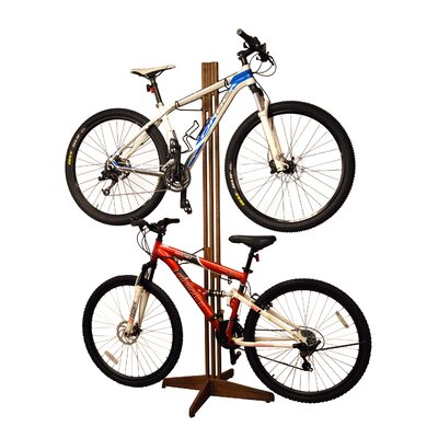 Signature Series Oakrak Freestanding Storage Rack