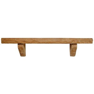 Rustic Wood Shelf Wayfair
