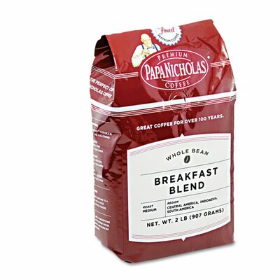 PapaNicholas Coffee Co Premium Breakfast Blend Coffee