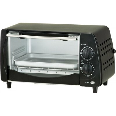 Brentwood Appliances 4 Slice Toaster Oven Broiler