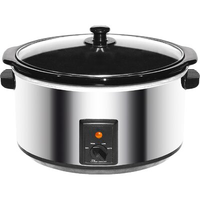 Brentwood Appliances 8-qt. Slow Cooker