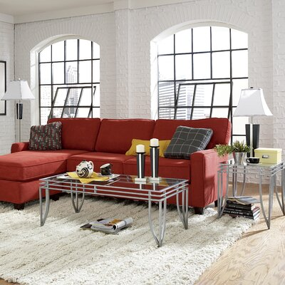 Neo Grand 5 Piece Coffee Table Set