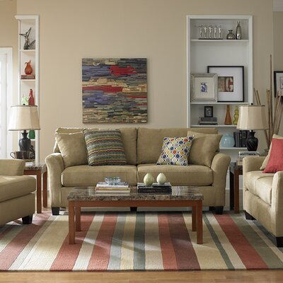 Bennington 5 Piece Coffee Table Set