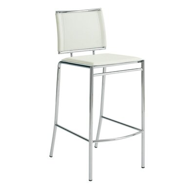 Nuevo Leone Counter Stool in White