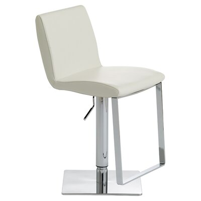 Nuevo Lewis Adjustable Bar Stool