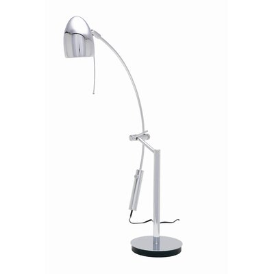 Nuevo Bullet Table Lamp in Chrome