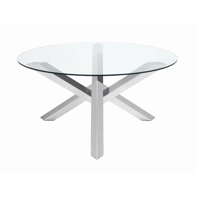Nuevo Stainless Steel Dining Table AllModern
