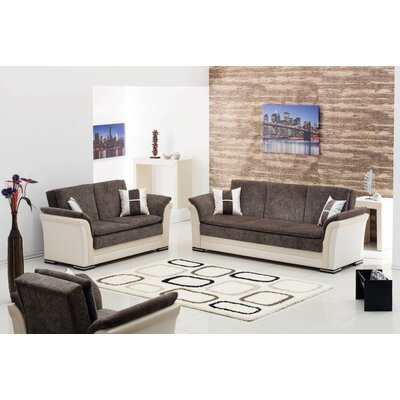 Beyan Deluxe Sleeper Living Room Collection
