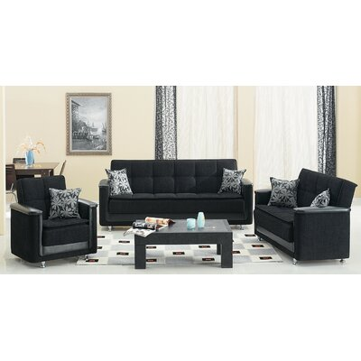 Beyan Signature Vermont Sleeper Living Room Collection