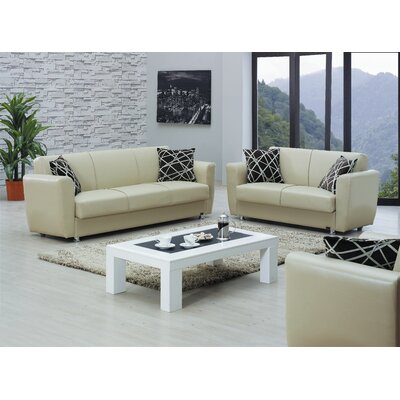Beyan Signature Yonkers Sleeper Living Room Collection