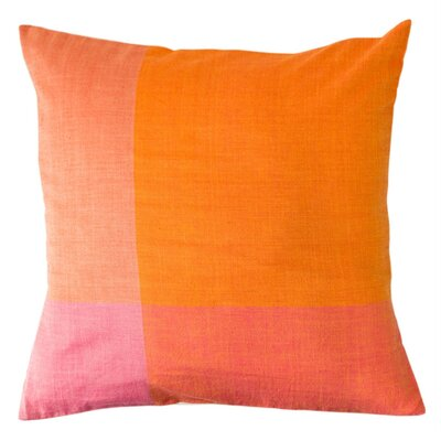 Sustainable Threads Sunset Pillow