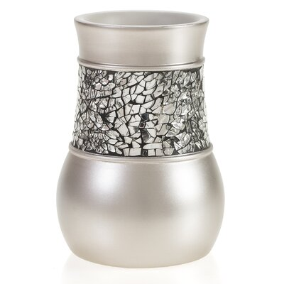Creative Scents Brushed Nickel Tumbler