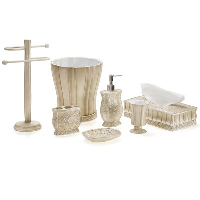 Victoria 6 Piece Bathroom Accessory Set