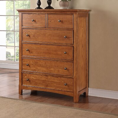 Michael Ashton Design Ashland 6 Drawer Chest