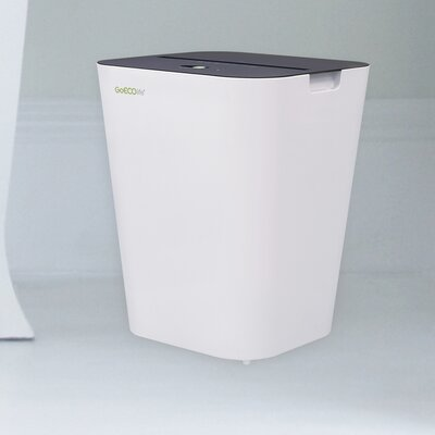 GoECOlife Ultra-Quiet Micro-Cut Paper Shredder