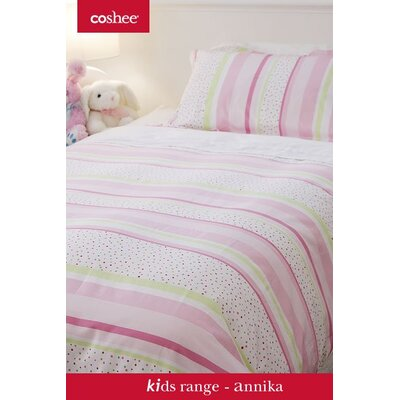 Annika 3 Piece Full Duvet Set