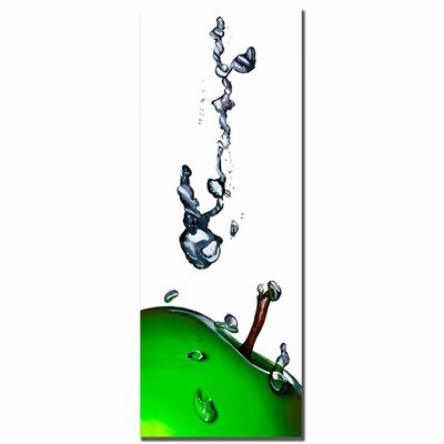 "Trademark Fine Art Granny Splash II by Roderick Stevens, Canvas Art - 32"" x 12"""