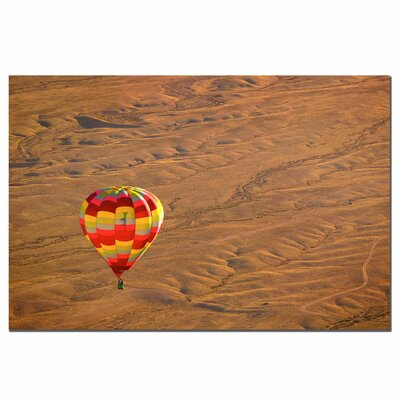 Trademark Fine Art Highroad Balloon by Aianaon Photographic Print on Canvas