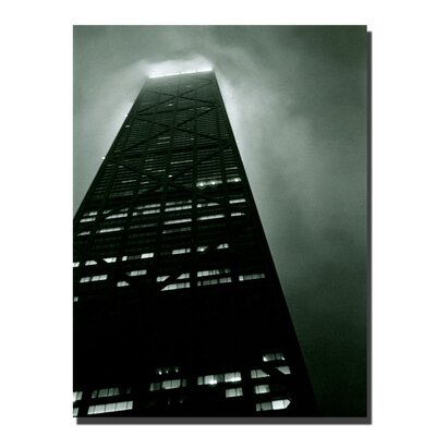 "Trademark Fine Art Hancock by Michelle Calkins, Canvas Art - 32"" x 24"""