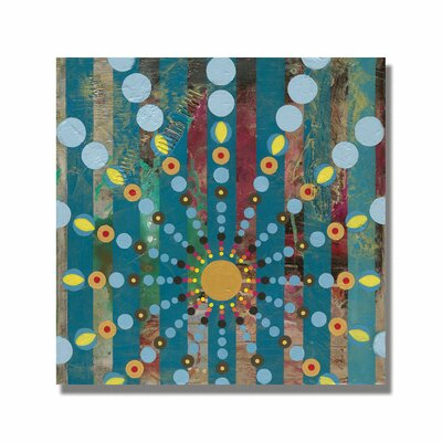 Trademark Fine Art 'The Infallibility of Instinct II' Canvas Art