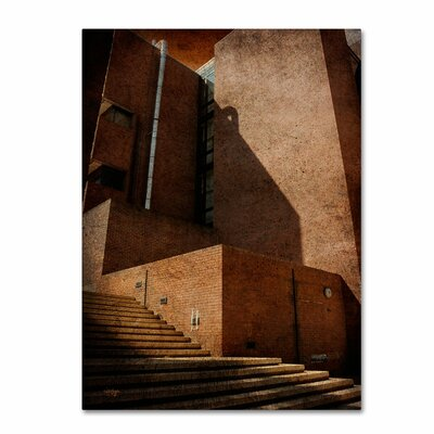 "Trademark Fine Art ""Shadow and Light"" Canvas Art"