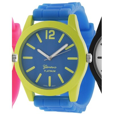 Women's Neon Pop Watch