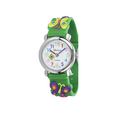 Girl's Butterfly Watch