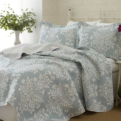 Laura Ashley Home Rowland Quilt Set & Reviews | Wayfair