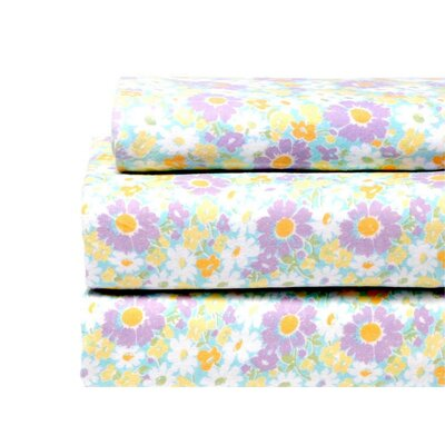 Marisa Flannel Sheet Set