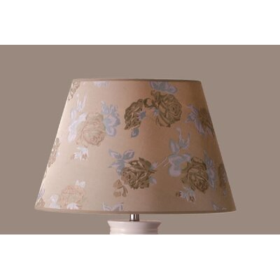 Laura Ashley Home Lily Table Lamp with Carla Shade