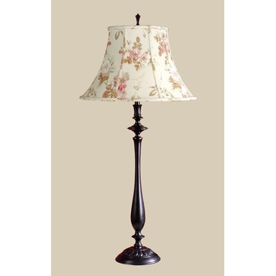 Laura Ashley Home Kia Table Lamp with Stowe Shade