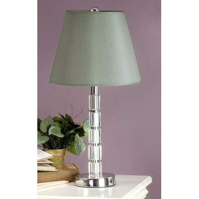 Laura Ashley Home Lola Table Lamp with Charlotte Barrel Shade