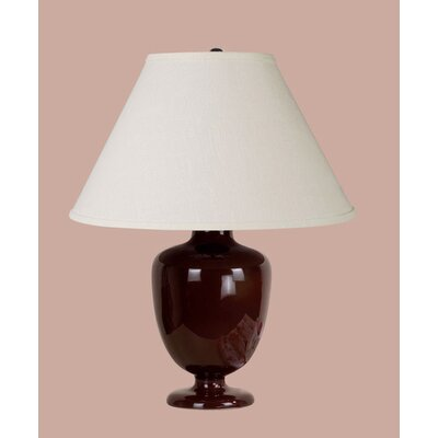 Laura Ashley Home Madeleine Table Lamp with Calais Empire Shade