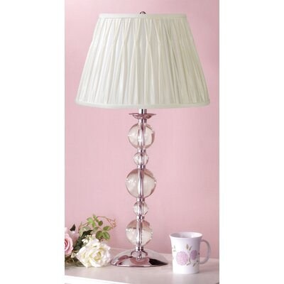 Laura Ashley Home Vosges Table Lamp with Classic Shade