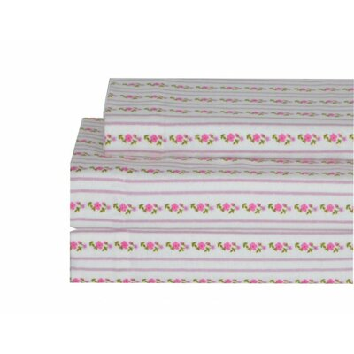 Paige Flannel Sheet Set