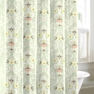 Hookless Extra Wide Shower Curtain Lavender Shower Curtains