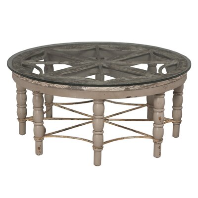 Wildon Home ® Artifacts Round Coffee Table