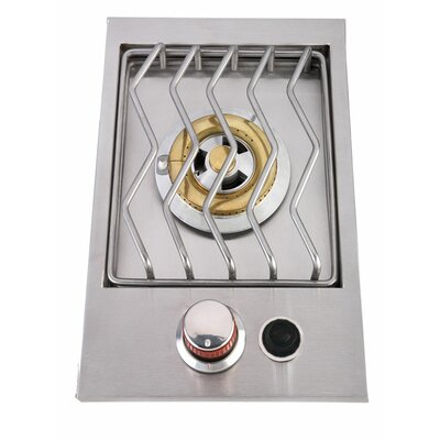 Sunstone Grills Drop-in Propane Single Side Burner