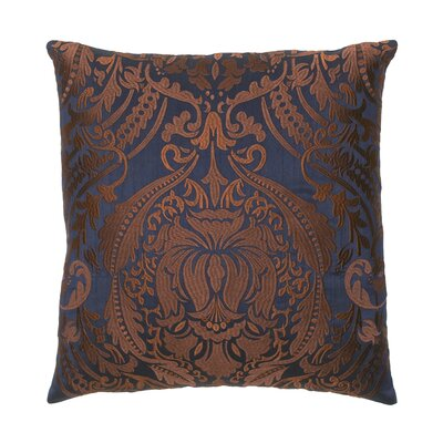 Modern Living Kensington Polyester Damask Embroidery Pillow & Reviews Wayfair