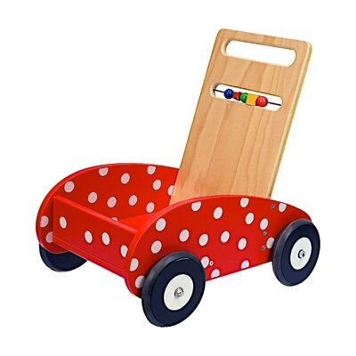 Push Car with Activity Bar