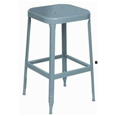 Lyon Workspace Products Stool with Footrest