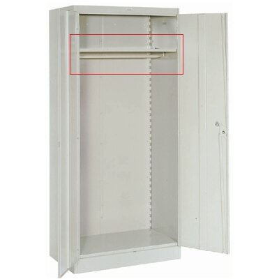 "Lyon Workspace Products Extra Shelf for 36"" W x 24"" D Cabinets"