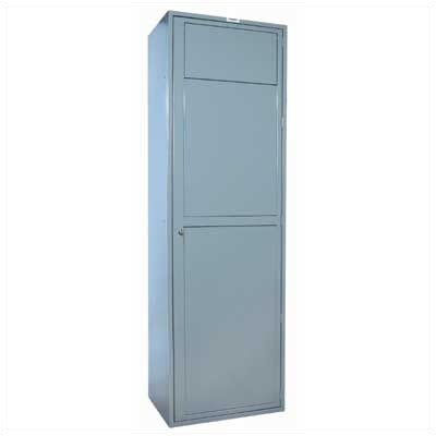 Lyon Workspace Products Soiled Garment Locker - 1 Section (Assembled)
