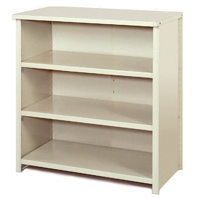 Lyon Workspace Products 8000 Series Closed Counter High Shelving - 4 Shelves: 39&quot; H x 36&quot; W x 24&quot; D