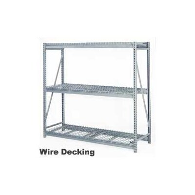 "Lyon Workspace Products 3 Tier Rack Units - (96""W x 36"" D x 60""H)"