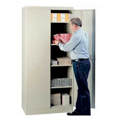 Lyon Workspace Products Extra Shelf Set for 36&quot; W x 24&quot; D Storage Cabinets