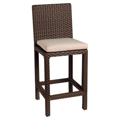 <strong>International Home Miami</strong> Martinique Barstool (Set of 2)