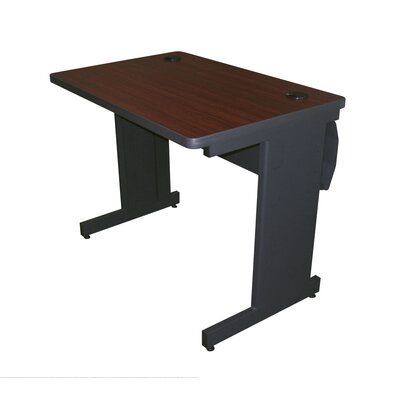"Marvel Office Furniture Pronto 36"" School Training Table with Lockable Raceway"