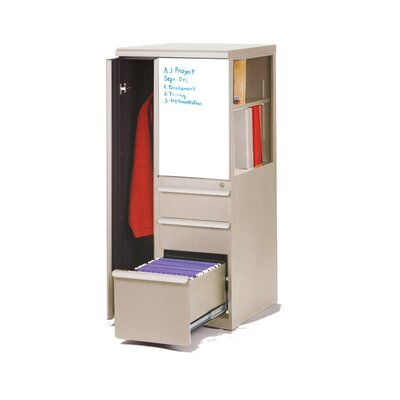Marvel Office Furniture Ensemble Personal Left Storage Binder Tower