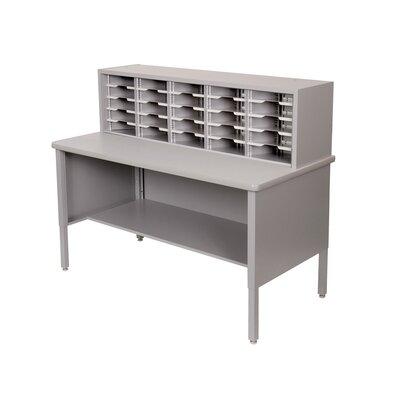 Marvel Office Furniture 25 Adjustable Slot Literature Organizer